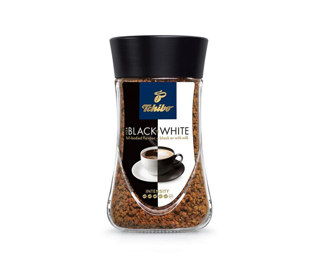 Black'N White Çözünebilir Kahve